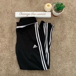 Adidas Climacool Black and White Pants